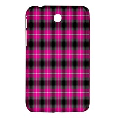 Cell Background Pink Surface Samsung Galaxy Tab 3 (7 ) P3200 Hardshell Case  by Simbadda