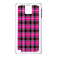 Cell Background Pink Surface Samsung Galaxy Note 3 N9005 Case (white) by Simbadda