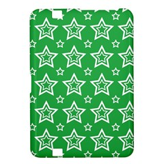 Green White Star Line Space Kindle Fire Hd 8 9  by Alisyart