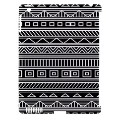 Myria Wrapping Paper Black Apple Ipad 3/4 Hardshell Case (compatible With Smart Cover) by Alisyart