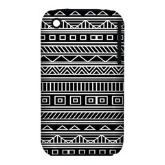 Myria Wrapping Paper Black Iphone 3s/3gs by Alisyart