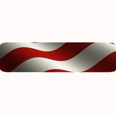 Flag United States Stars Stripes Symbol Large Bar Mats by Simbadda