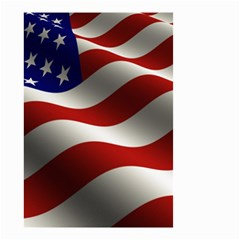 Flag United States Stars Stripes Symbol Small Garden Flag (two Sides) by Simbadda