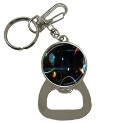 Glare Light Luster Circles Shapes Button Necklaces by Simbadda