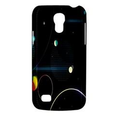 Glare Light Luster Circles Shapes Galaxy S4 Mini by Simbadda