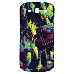 Items Headphones Camcorders Cameras Tablet Samsung Galaxy S3 S Iii Classic Hardshell Back Case by Simbadda