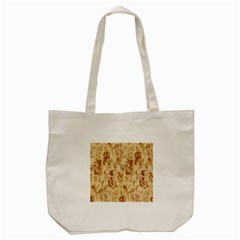 Patterns Flowers Petals Shape Background Tote Bag (cream) by Simbadda
