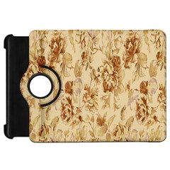 Patterns Flowers Petals Shape Background Kindle Fire Hd 7  by Simbadda