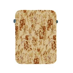 Patterns Flowers Petals Shape Background Apple Ipad 2/3/4 Protective Soft Cases by Simbadda