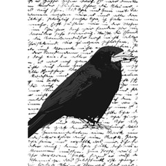 Black Raven  5 5  X 8 5  Notebooks by Valentinaart