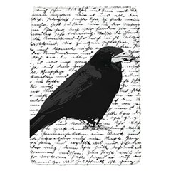 Black Raven  Flap Covers (s)  by Valentinaart