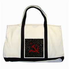 Communism  Two Tone Tote Bag by Valentinaart