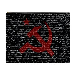Communism  Cosmetic Bag (xl) by Valentinaart