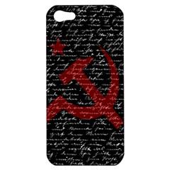 Communism  Apple Iphone 5 Hardshell Case by Valentinaart