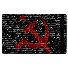Communism  Apple Ipad 3/4 Flip Case by Valentinaart