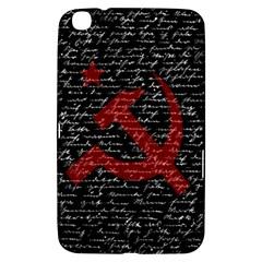 Communism  Samsung Galaxy Tab 3 (8 ) T3100 Hardshell Case  by Valentinaart
