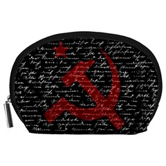 Communism  Accessory Pouches (large)  by Valentinaart