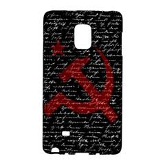 Communism  Galaxy Note Edge by Valentinaart