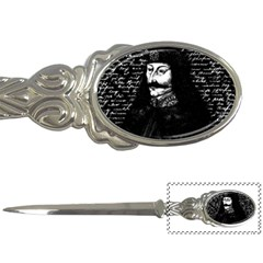 Count Vlad Dracula Letter Openers by Valentinaart