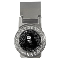 Count Vlad Dracula Money Clips (cz)  by Valentinaart