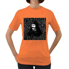 Count Vlad Dracula Women s Dark T Shirt by Valentinaart
