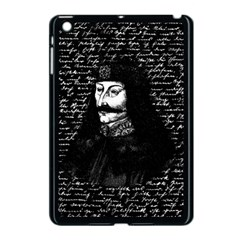 Count Vlad Dracula Apple Ipad Mini Case (black) by Valentinaart