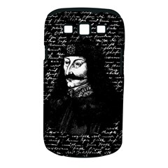 Count Vlad Dracula Samsung Galaxy S Iii Classic Hardshell Case (pc+silicone) by Valentinaart