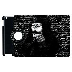 Count Vlad Dracula Apple Ipad 3/4 Flip 360 Case by Valentinaart