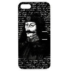 Count Vlad Dracula Apple Iphone 5 Hardshell Case With Stand by Valentinaart