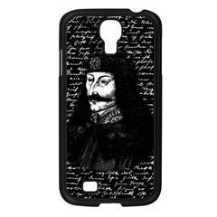 Count Vlad Dracula Samsung Galaxy S4 I9500/ I9505 Case (black) by Valentinaart