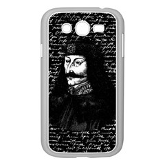 Count Vlad Dracula Samsung Galaxy Grand Duos I9082 Case (white) by Valentinaart