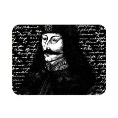 Count Vlad Dracula Double Sided Flano Blanket (mini)  by Valentinaart