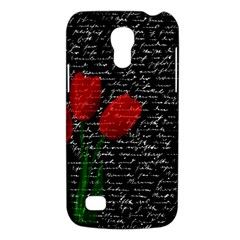 Red Tulips Galaxy S4 Mini by Valentinaart