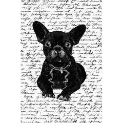 Cute Bulldog 5 5  X 8 5  Notebooks by Valentinaart