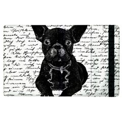 Cute Bulldog Apple Ipad 3/4 Flip Case by Valentinaart