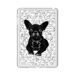 Cute Bulldog Ipad Mini 2 Enamel Coated Cases by Valentinaart