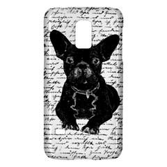 Cute Bulldog Galaxy S5 Mini by Valentinaart