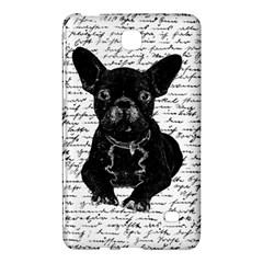 Cute Bulldog Samsung Galaxy Tab 4 (7 ) Hardshell Case  by Valentinaart
