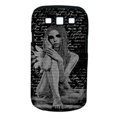 Angel Samsung Galaxy S Iii Classic Hardshell Case (pc+silicone) by Valentinaart