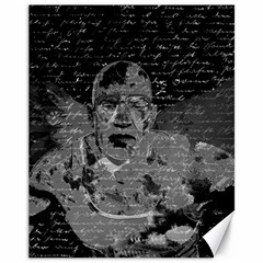 Angel  Canvas 11  X 14   by Valentinaart