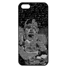 Angel  Apple Iphone 5 Seamless Case (black) by Valentinaart