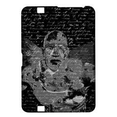 Angel  Kindle Fire Hd 8 9  by Valentinaart
