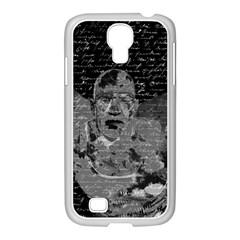 Angel  Samsung Galaxy S4 I9500/ I9505 Case (white) by Valentinaart