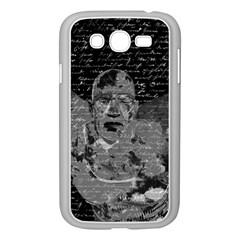 Angel  Samsung Galaxy Grand Duos I9082 Case (white) by Valentinaart