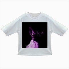 Pink Sphynx Cat Infant/toddler T Shirts by Valentinaart