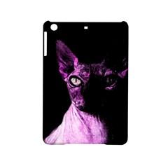 Pink Sphynx Cat Ipad Mini 2 Hardshell Cases by Valentinaart