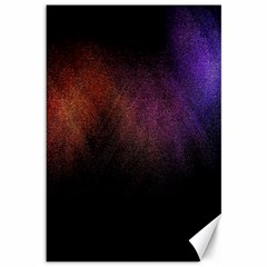 Point Light Luster Surface Canvas 12  X 18   by Simbadda