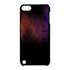 Point Light Luster Surface Apple Ipod Touch 5 Hardshell Case With Stand by Simbadda