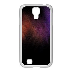 Point Light Luster Surface Samsung Galaxy S4 I9500/ I9505 Case (white) by Simbadda