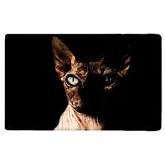 Sphynx Cat Apple Ipad 3/4 Flip Case by Valentinaart
